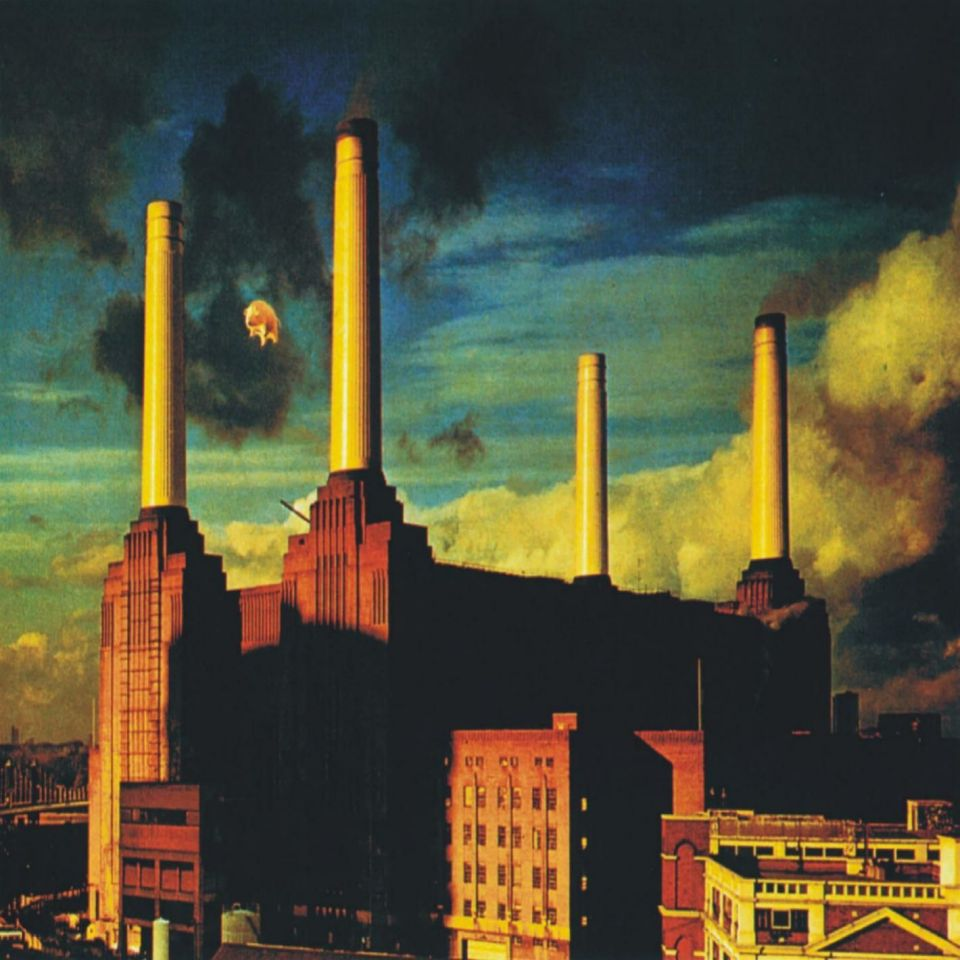 One of my deepest loves... Pink Floyd!