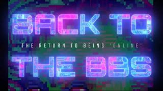 Back to the BBS - The return to being online (Part One)
