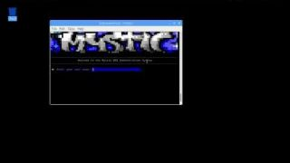 Mystic BBS - Installing + First Steps