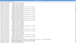 Mystic BBS - Message Network Setup - Part 2