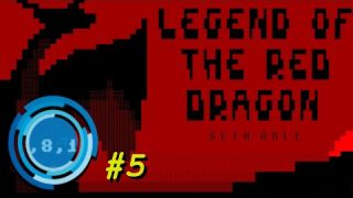 No Love From Violet | LEGEND OF THE RED DRAGON (LORD) | BBS | #5