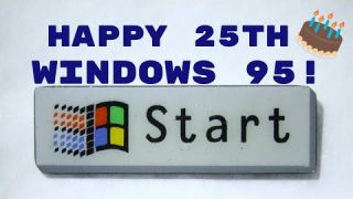 Happy 25th Birthday Windows 95 (Install & Review)